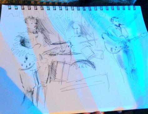 pauline's free sketch